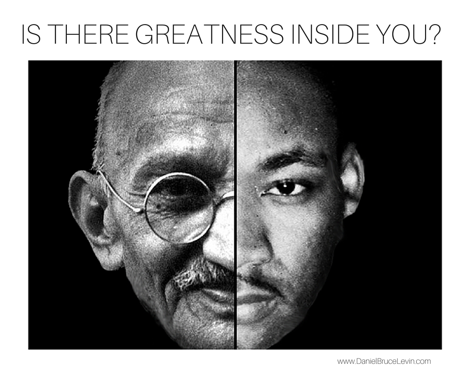 THERE IS GREATNESS INSIDE YOU