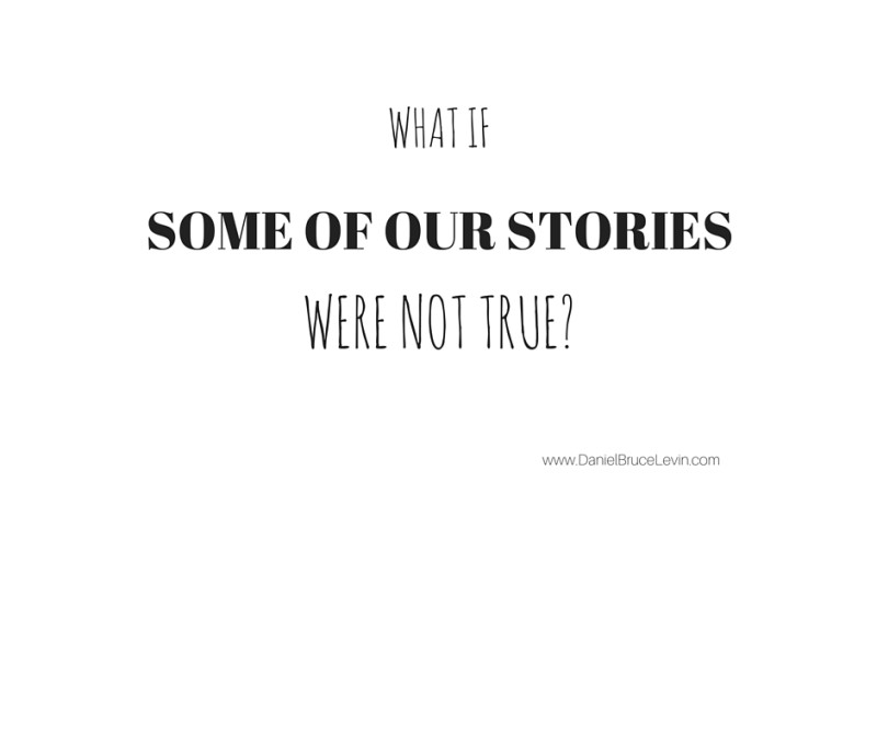some of our stories are not true