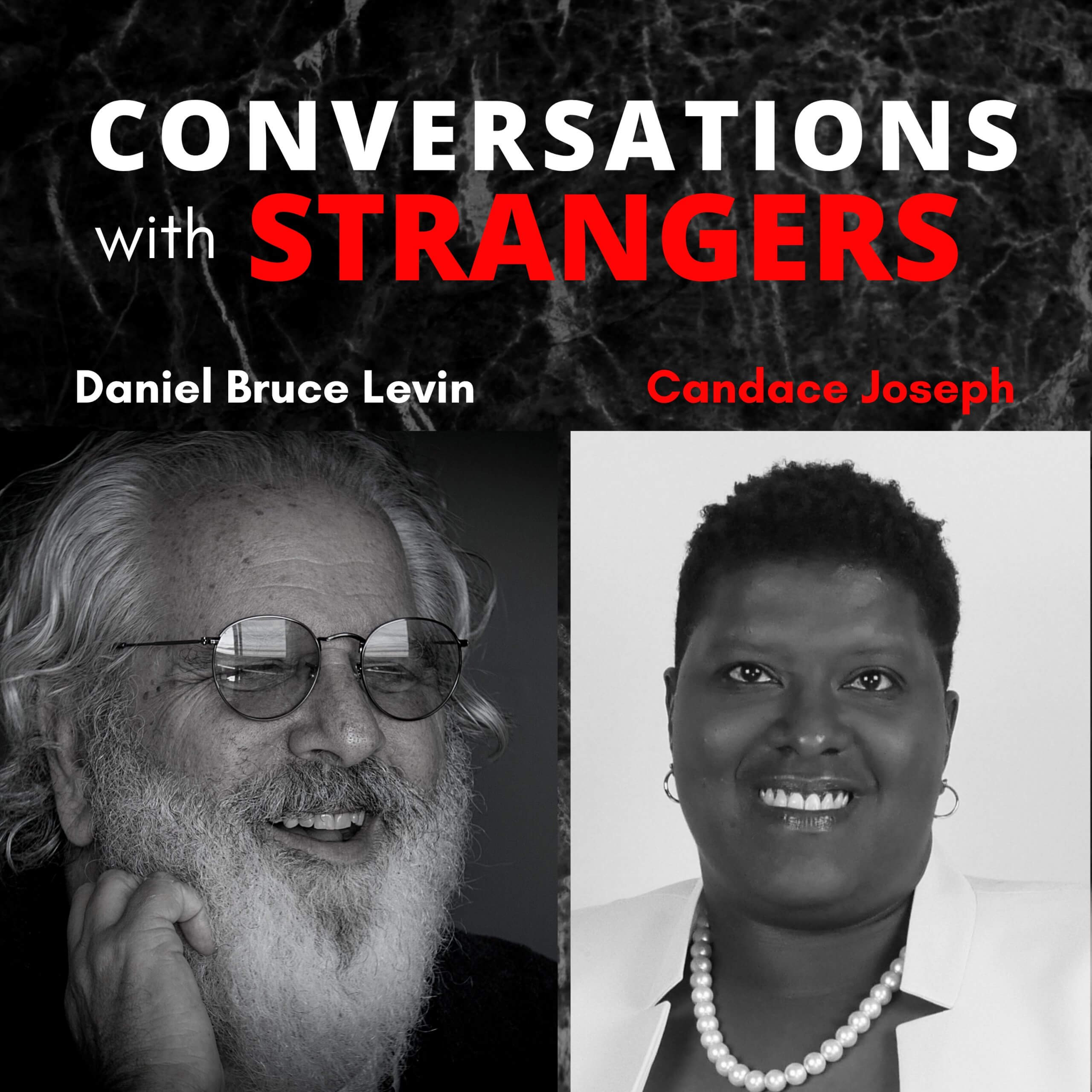 Conversations with Strangers feat. Candace Joseph