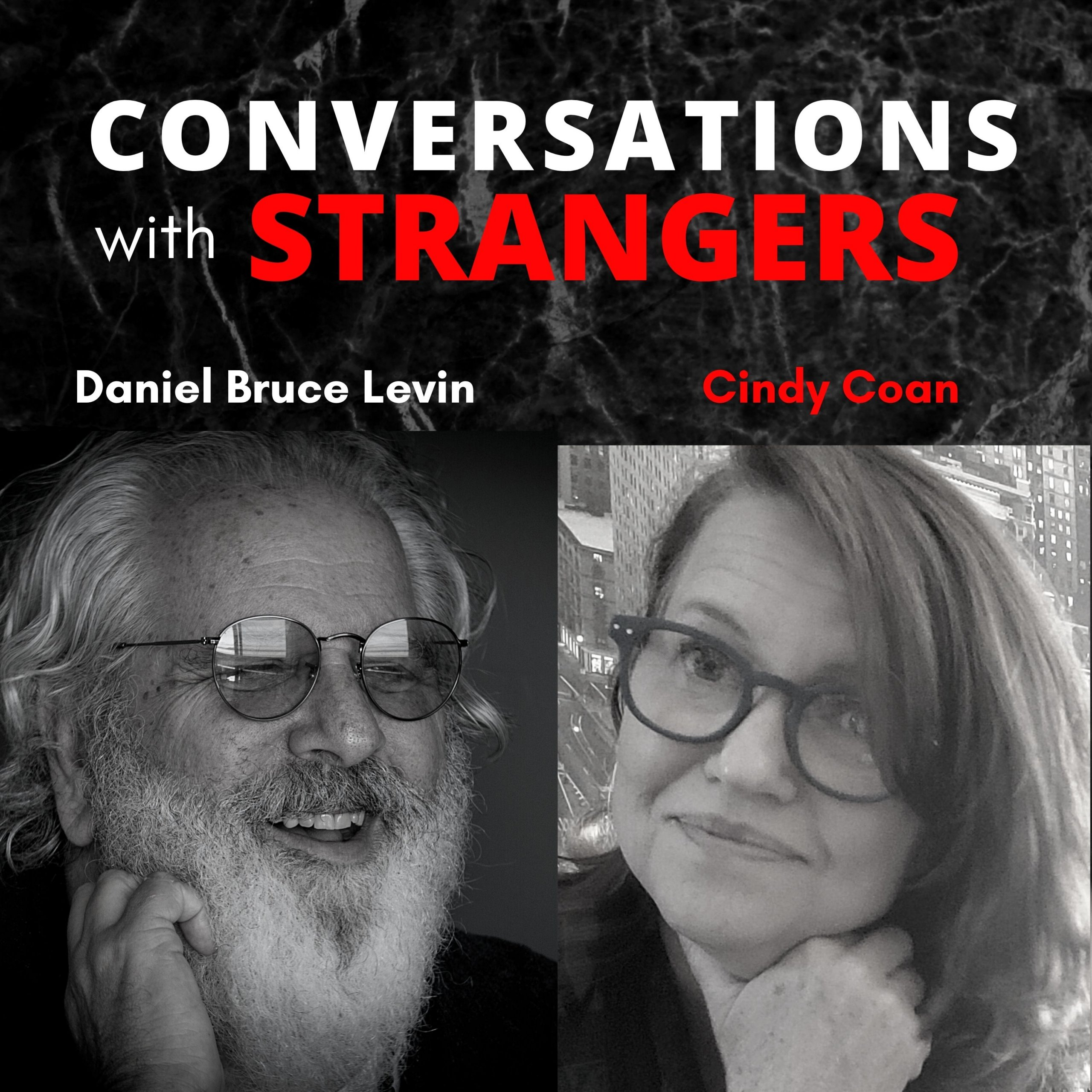 Conversations with Strangers feat. Cindy Coan