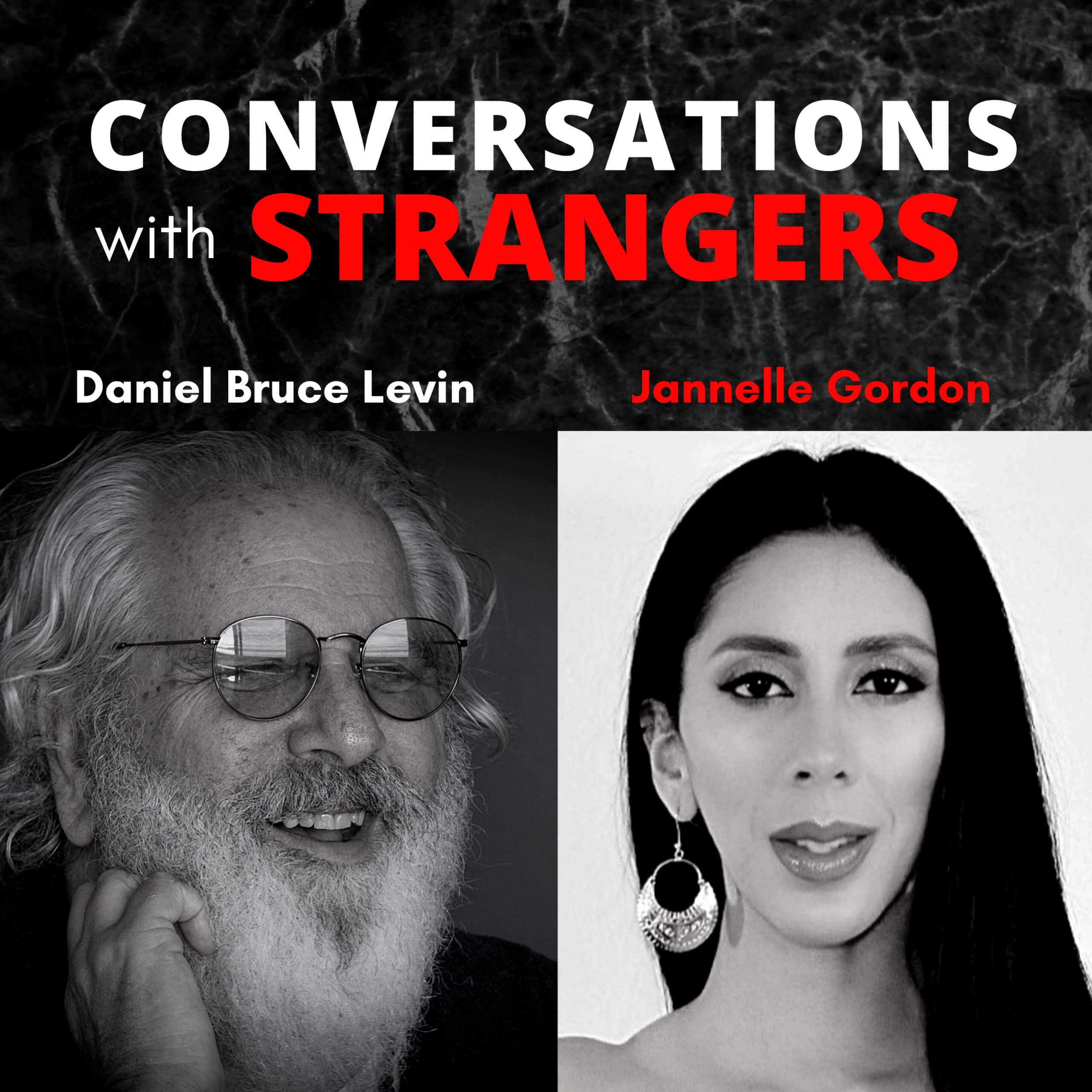Conversations with Strangers feat. Jannelle Gordon
