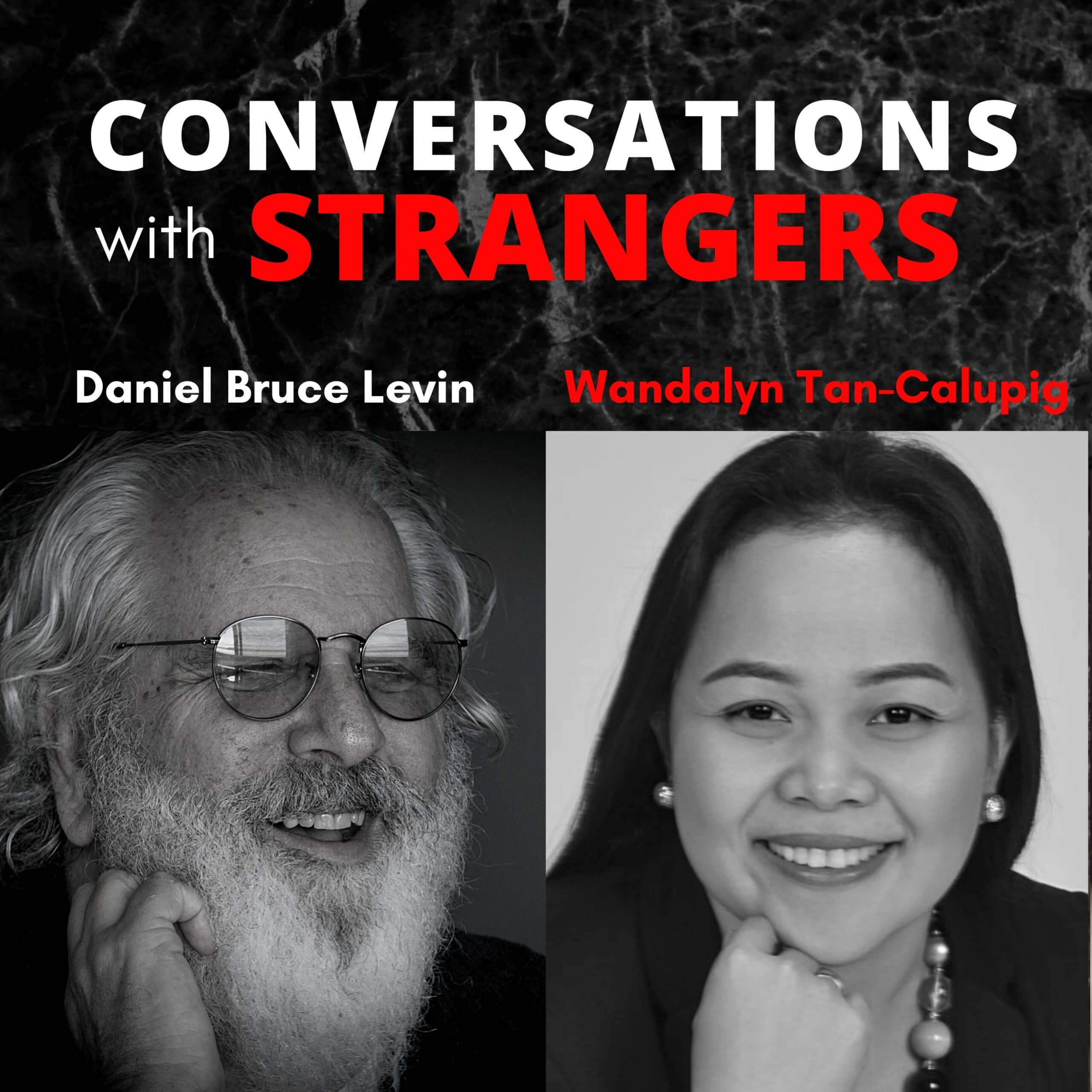 Conversations with Strangers feat. Wandalyn Tan-Calupig