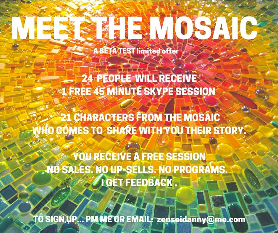 MEET THE MOSAIC