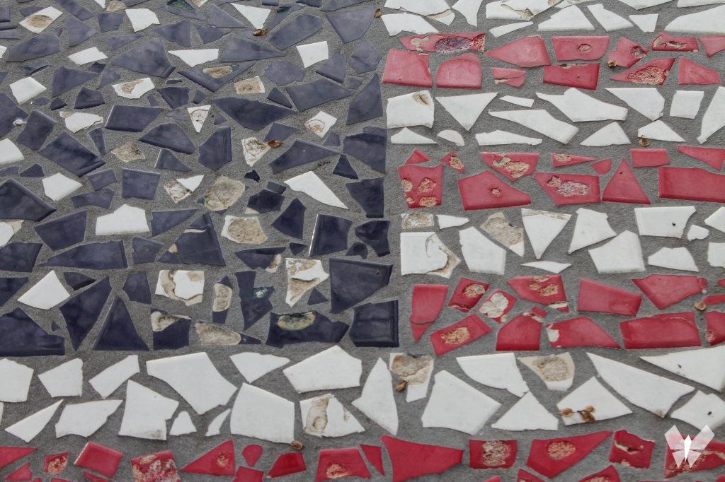 THE MOSAIC of America