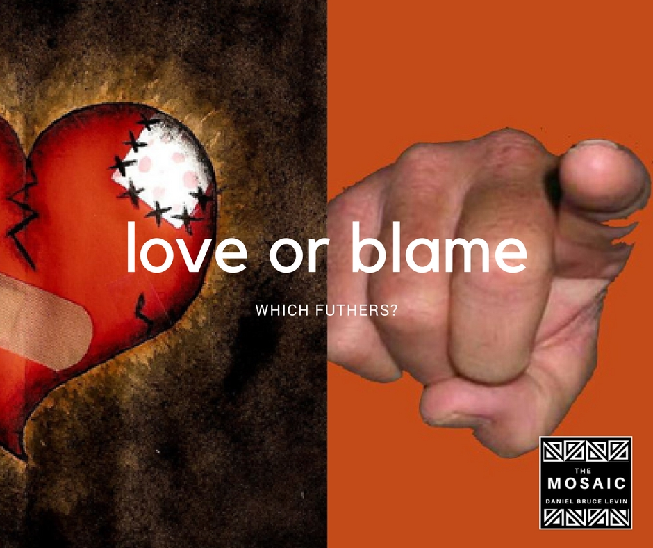 BLAME OR LOVE