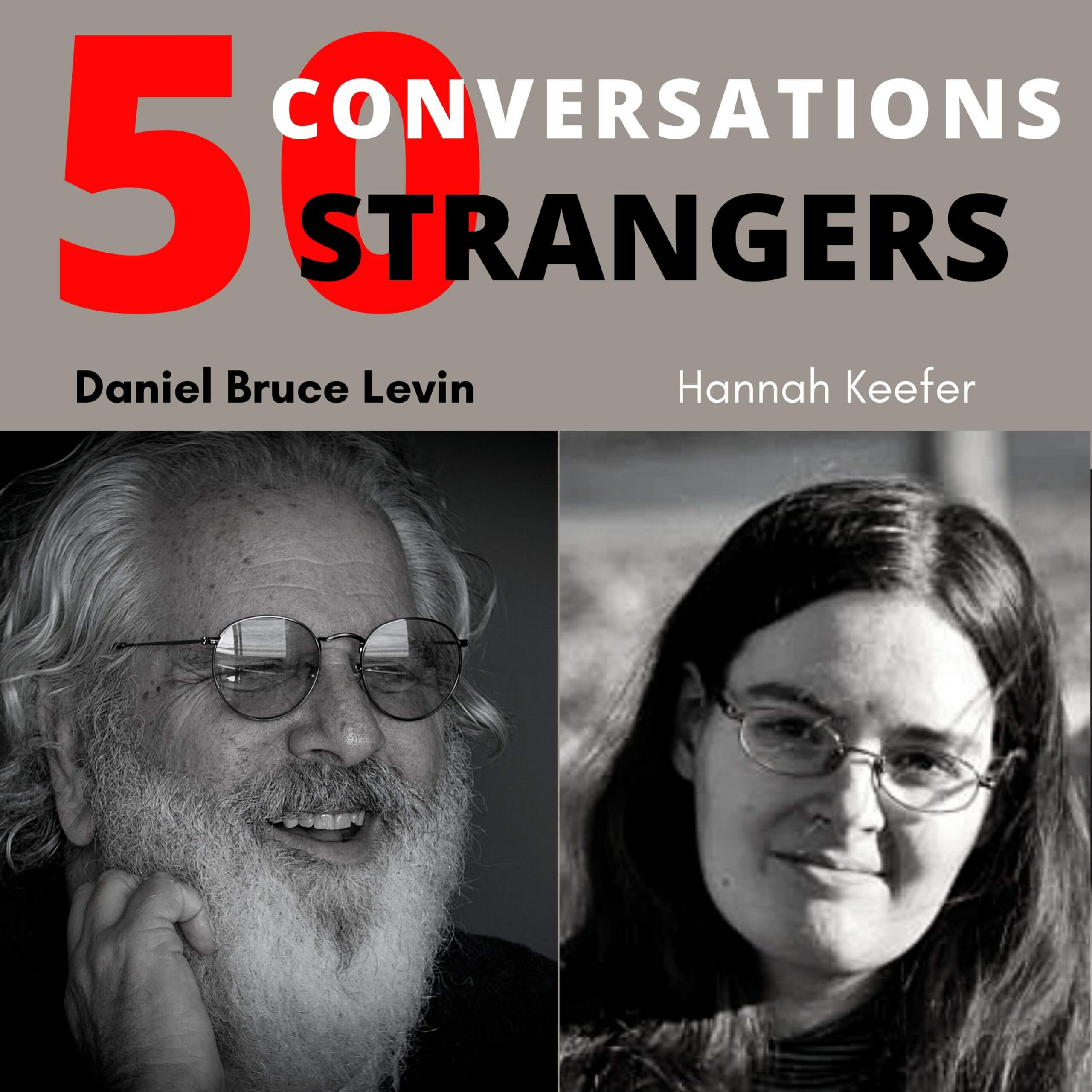 50 Conversations with 50 Strangers with Hannah Keefer
