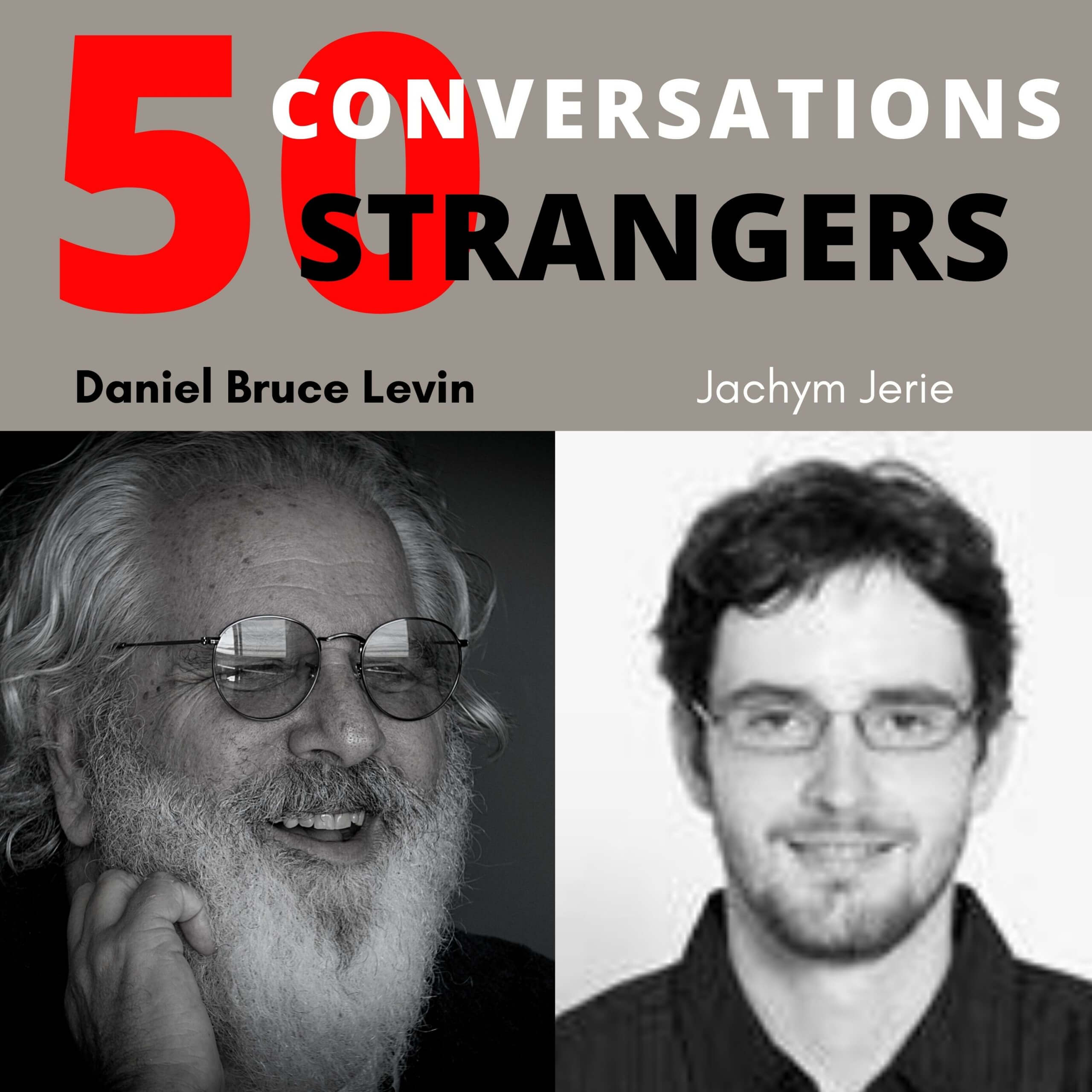 50 Conversations with 50 Strangers with Jachym Jerie