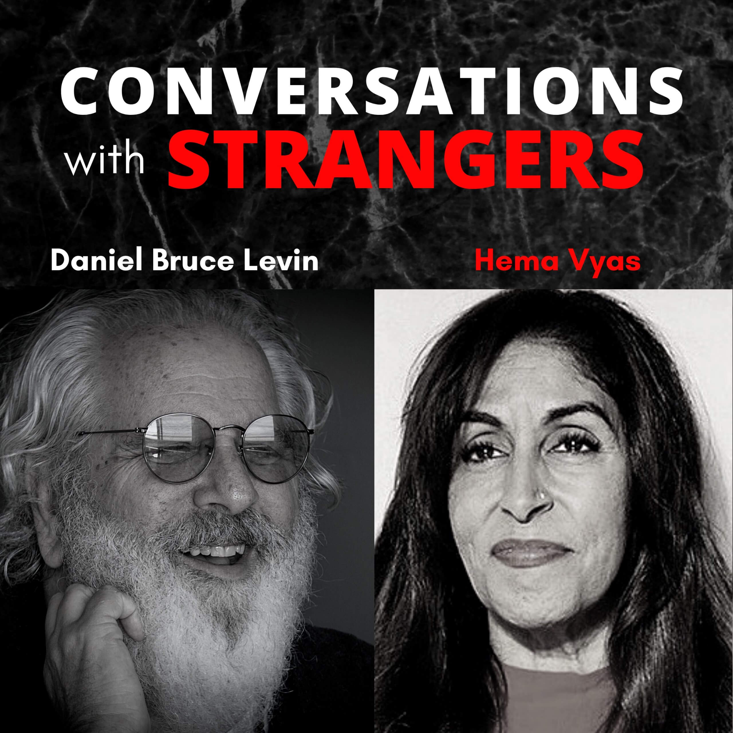 Conversations with Strangers feat. Hema Vyas