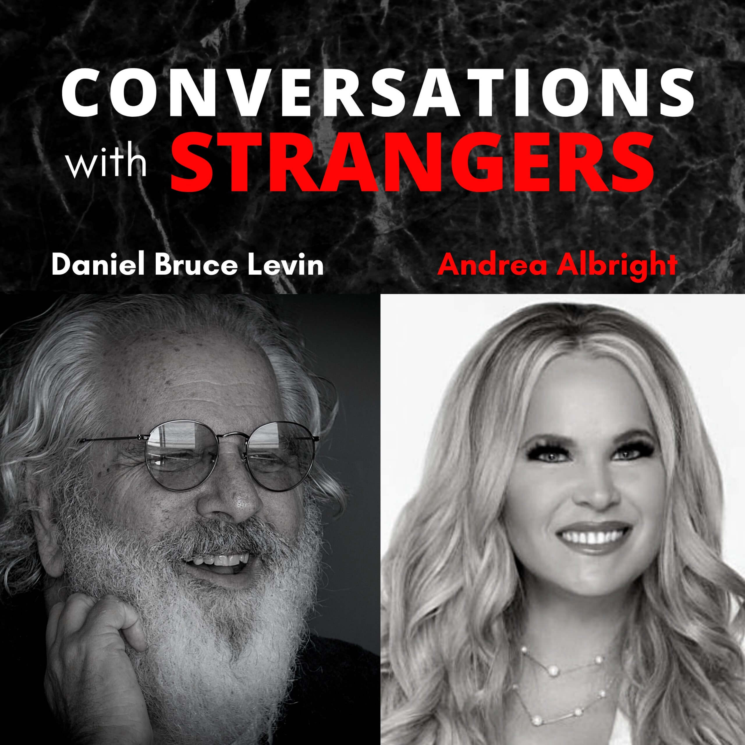 Conversations with Strangers feat. Andrea Albright