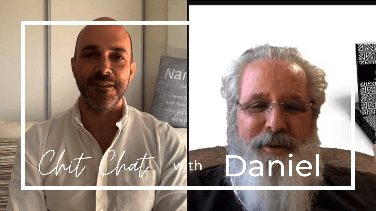 The Chit Chat Show with Ian Renaud Feat. Daniel Levin